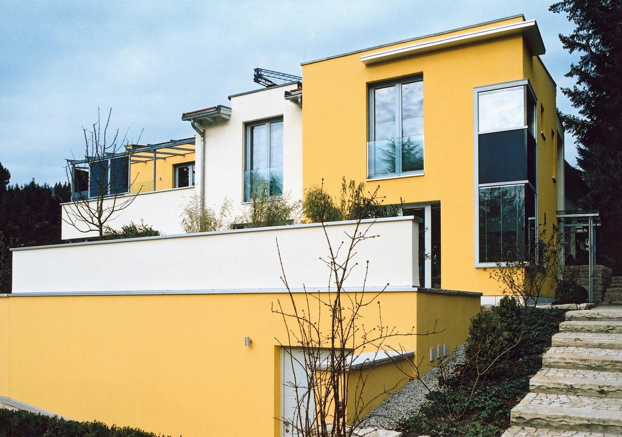 Bevorzugt So gestalten Sie Ihre Traumfassade - Utz Design GmbH QA51